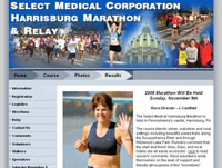 Former Marathon Website