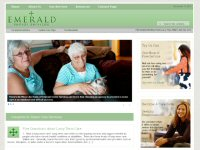Emerald Senior Services Website